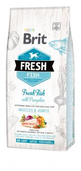 BRIT FRESH ADULT LARGE BREED - FISH - Muscles & Joints
